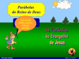 Parábola – Trigo e do Joio