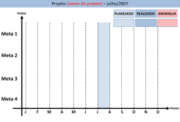 Modelo projetos julho