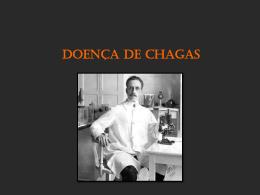 Doença de Chagas.