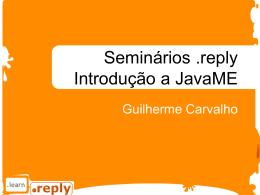 seminario - Farinha