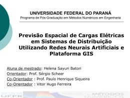 HelenaBatori2008 - Universidade Federal do Paraná