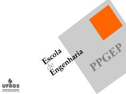 Slide 1 - Engenharia de Produção