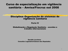 Congresso Abrasco - Brasília/2003