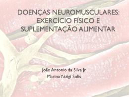 DOENÇAS NEUROMUSCULARES: EXERCÍCIO E