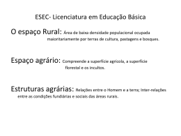 ESEC- Licenciatura em Educação Básica - georisk