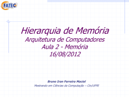 Hipertexto e Hipermídia