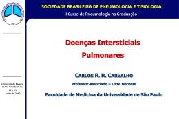 Apresentação do PowerPoint - Sociedade Brasileira de