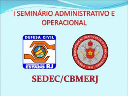 SEMINÁRIO - SLIDES