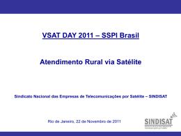 Seminario Anatel & Sindisat