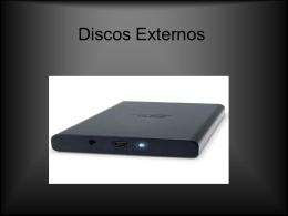 Discos Externos - pradigital