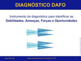 diagnóstico dafo