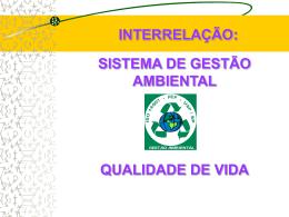 2003 - SGA - Qualidade de Vida