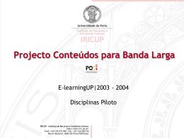 Apresentação da reunião do dia 23/SETEMBRO/2004