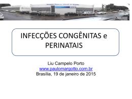 Noções Básicas de Infecções congênitas e Perinatais