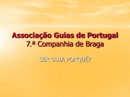 PowerPoint Presentation - Eu sou Guia de Portugal