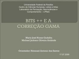 Bits ++ e a Correção Gama