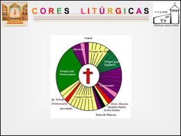 """cores litúrgicas""."
