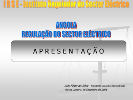 Instituto Regulador do Sector Eléctrico
