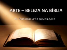 No coração, a beleza - Diocese de Umuarama