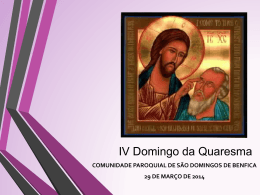 EPIFANIA DO SENHOR - Catequese Paróquia São Domingos de