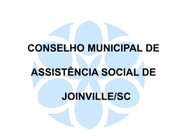 CMAS - Joinville
