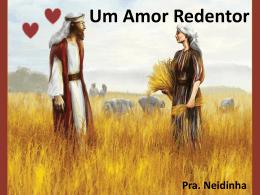 Um Amor Redentor