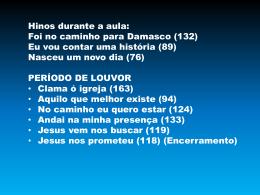 PPTX Baixar  - Igreja Cristã Maranata