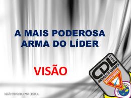 visão - ministério jovem da união nordeste brasileira