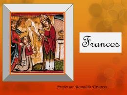 Reino Franco e Feudalismo.