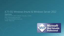 Windows Intune: Gerenciamento de PCs Baseado na Nuvem