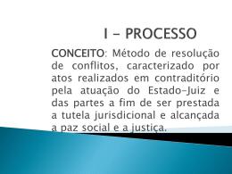 coisa julgada - Vallisney Oliveira