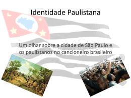 Identidade Paulistana