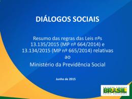 veja aqui - Ministério da Previdência Social