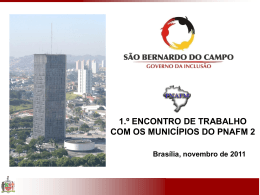 ApresentaoSoBernardodoCampo
