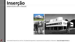 02 | Inserção Le Corbusier Vila Savoye