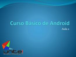 Curso Básico de Android