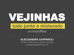 Alecsandra Zaparolli
