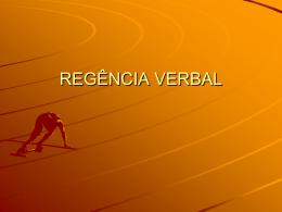 regencia