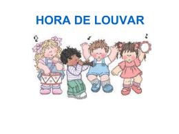 Cânticos 2015 - Hora de louvar - SEEC-SP