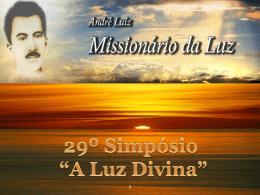 Slide 1 - A Luz Divina