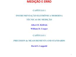 Medição e Erro