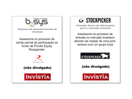 Slide 1 - Invistia