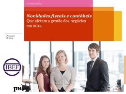 ODT - IBEFDF - Instituto Brasileiro de Executivos de Finanças