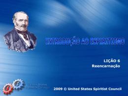 O que é Reencarnação? - United States Spiritist Council