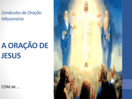 TemaCOMJun14OraJesus - Missionários Combonianos