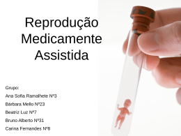 PES_12 D_Reprodução Medicamente Assistida-nº3,7,8,31