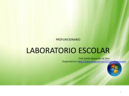 Laboratório - Aula 01 e 02 Arquivo formato