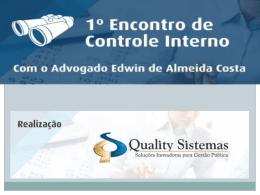 Controle Interno - Advogado Edwin Costa