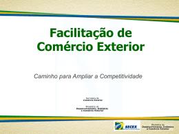 Ana Junqueira, diretora de Competitividade da SECEX/MDIC