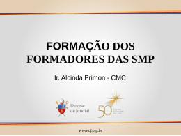 Formação dos Formadores (PPT)